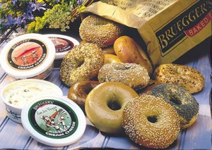 Eat at Brueggers to help sewickley public library