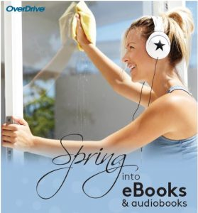 spring into ebooks on overdrive