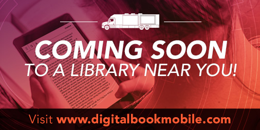 Digital Bookmobile is Coming to Sewickley on August 7