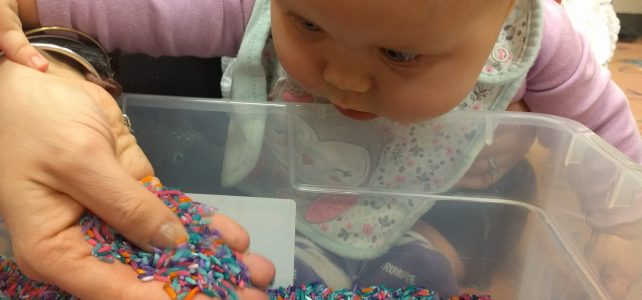 A Sense of Wonder – Sensory Time is a Touching Experience for Little Ones