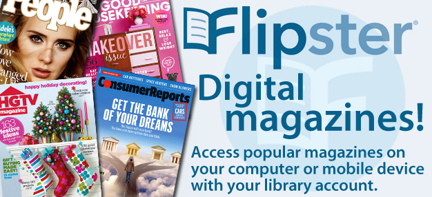 Get FREE eMagazines from Flipster!!!