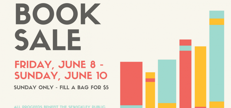Gently Used Book Sale Coming in June!