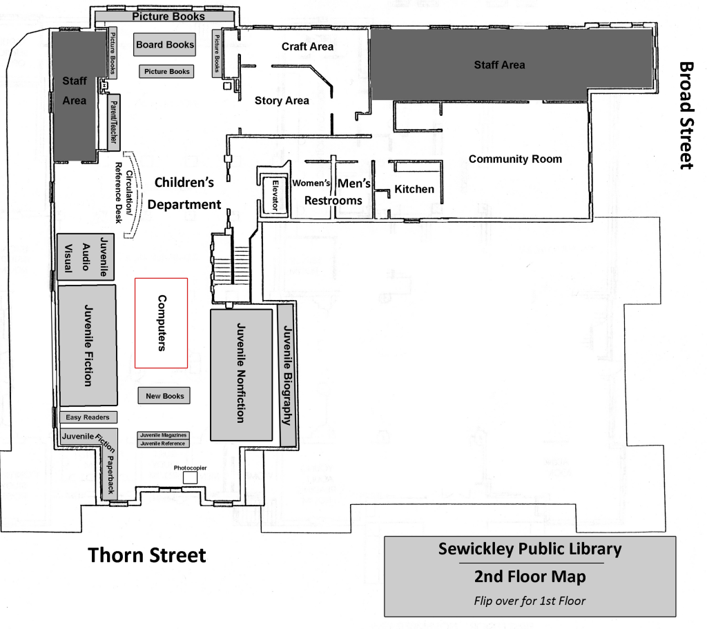 Library Maps