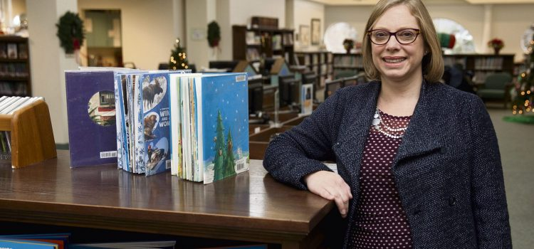 Meet our New Head Children's Librarian, Jen Farmerie
