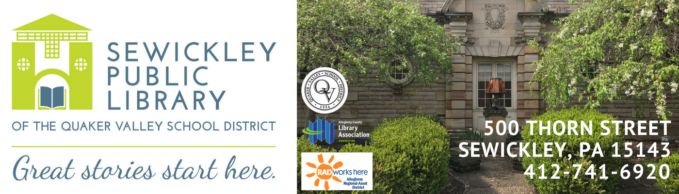 Welcome! - Sewickley Public Library