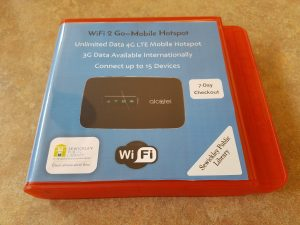 WiFi 2 Go - Mobile HotSpots - Sewickley Public Library