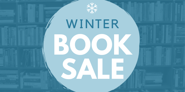 Stock Up at the Winter Book Sale