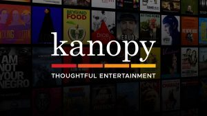Kanopy Thoughtful Entertainment