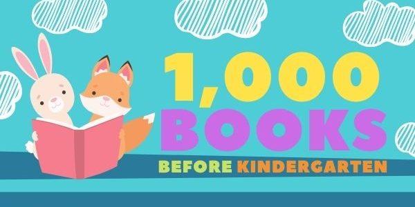 Launch of 1,000 Books Before Kindergarten