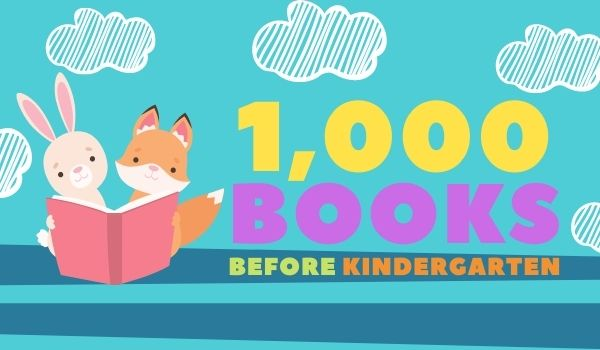 Launch of 1,000 Books Before Kindergarten