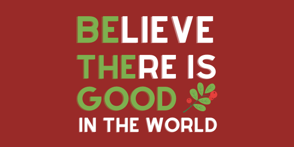 Be the Good on Giving Tuesday