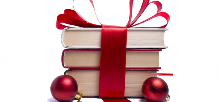 Library Books As Holiday Gifts