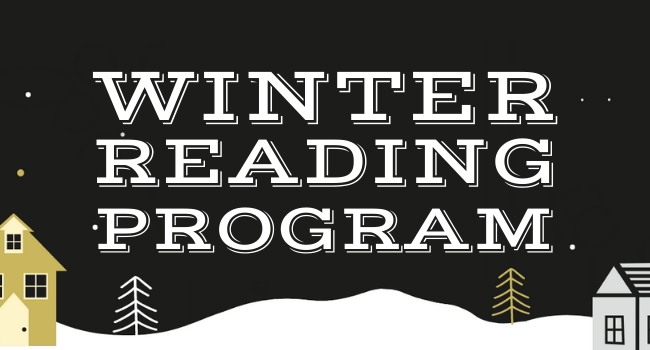 All-Ages Winter Reading Begins in January