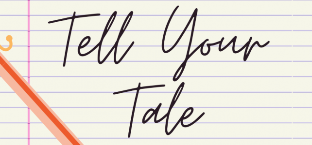 Tell Your Tale: A Collaborative Story Writing Program