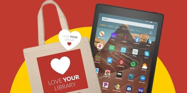 Love Your Library Giveaway