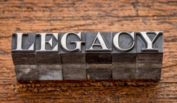 Creating a Library Legacy Gift