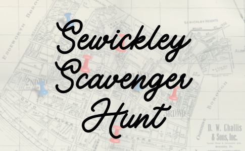 Take Part in the Sewickley Scavenger Hunt